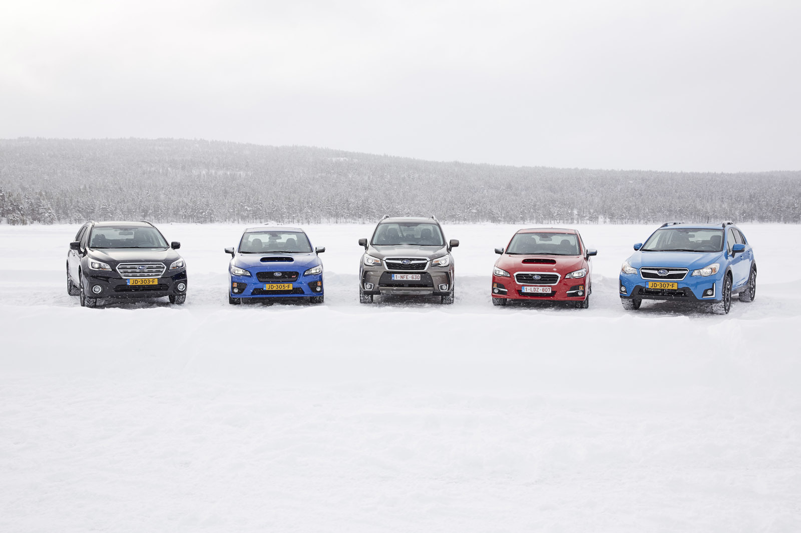 Foto de Subaru Snow Drive 2016 (77/137)