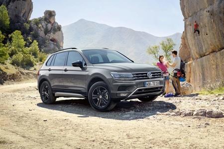 Volkswagen Tiguan Off-Road, no será un todoterreno puro, pero puede ensuciarse más