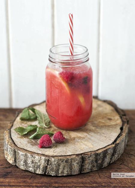 limonada-frambuesas