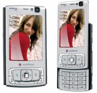 Nokia N95 y los puntos Vodafone