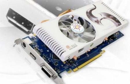 SPARKLE GeForce 8800 GT con DisplayPort
