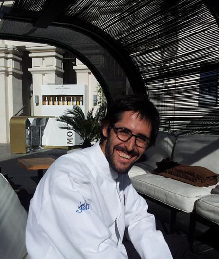 Retrato Javier Muñoz