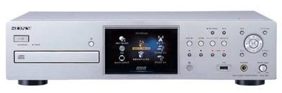 Sony NAC-HD1, con disco duro de 250 GB