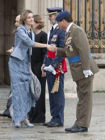 Los looks de Letizia y Cia. en la Pascua Militar. ¿Protocolo sí o no?