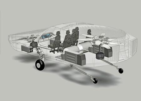 Volkswagen ya considera la idea de autos voladores y China sería su primer escenario