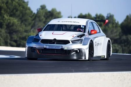 Citroën todavía estudia la posibilidad de tener un tercer coche en el WTCC