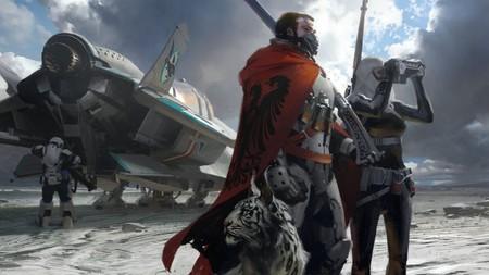 Destiny 2: los guardianes  renacen de sus cenizas en el nuevo tráiler cinemático