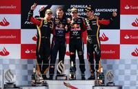 GP de Alemania: Vettel es profeta en su tierra