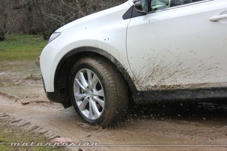 Toyota RAV4 2013, miniprueba