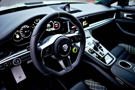 Porsche Panamera Turbo S Hybrid Techart 9