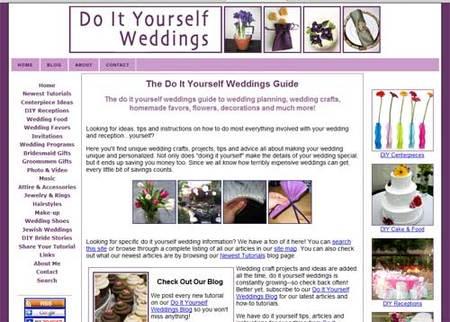 Do It Yourself Weddings, prepara tu boda por ti mismo