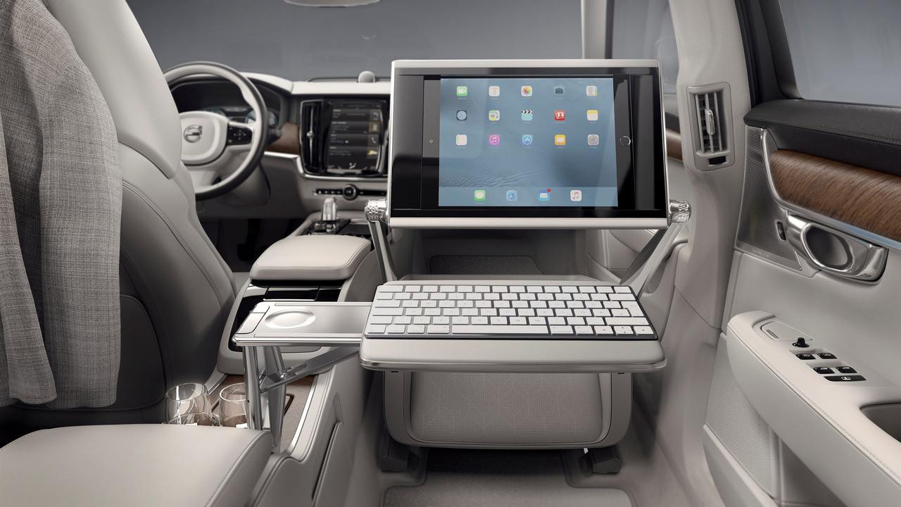 Foto de Volvo S90 y S90 Excellence (7/16)