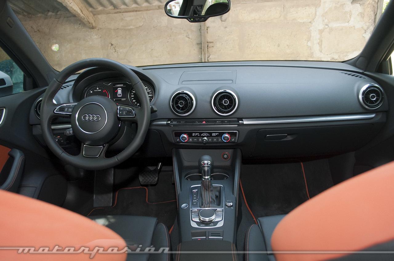 Foto de Audi A3 presentación (33/39)