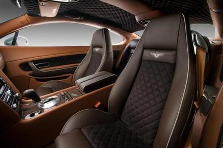 Vilner Studio rediseña el interior del Bentley Continental GT