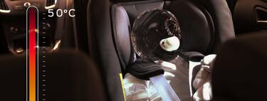Ford crea un sistema de alerta para prevenir los olvidos de bebés dentro del coche