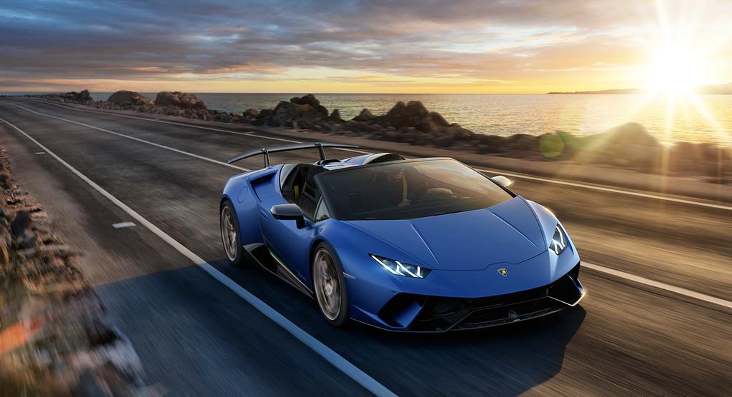 Lamborghini sigue rompiendo récords de ventas: en 2018 ha comercializado más de 5.700