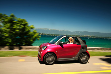 Smart Fortwo Electric Drive 5