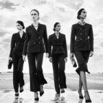 La nueva campaña de Zara nos invita a lucir los looks más femeninos y sofisticados