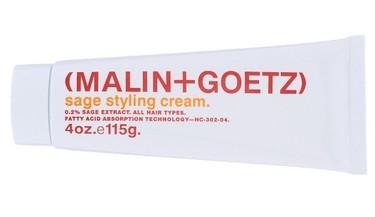 Probamos la crema moldeadora con extracto de salvia de Malin+Goetz