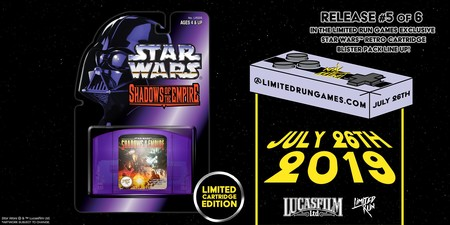 Star Wars: Shadows of the Empire - Limited Run Games