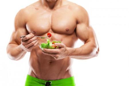 fitness comiendo sano