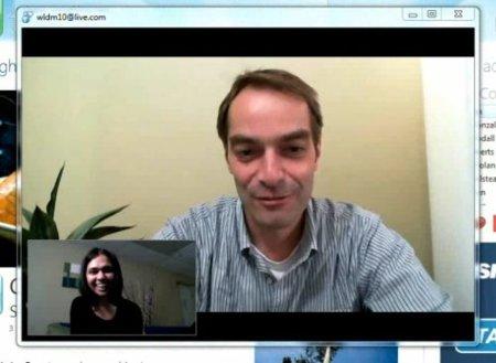 Videochat en HD en Windows Live Messenger 2010