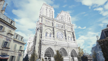 Acunity Artwork Notre Dame Wireframe 1555498733