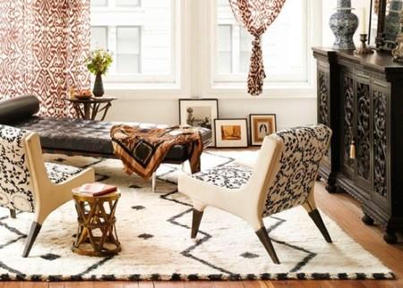 Mala carpet, una alfombra de diseño con fines solidarios