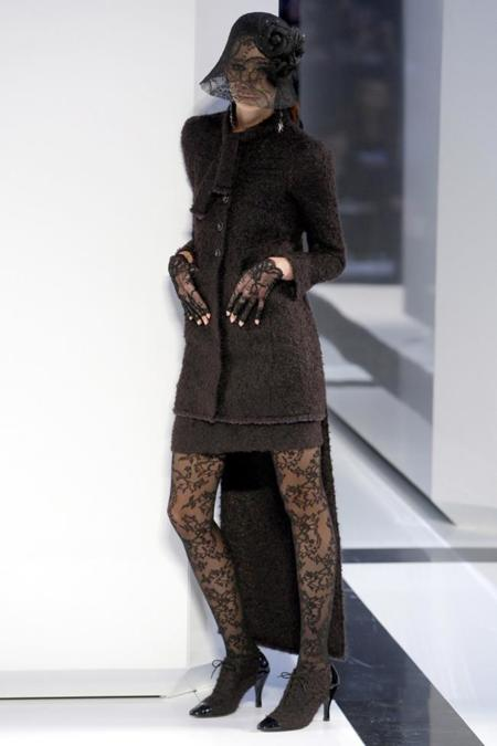 amanda sanchez chanel fall 2009 alta costura