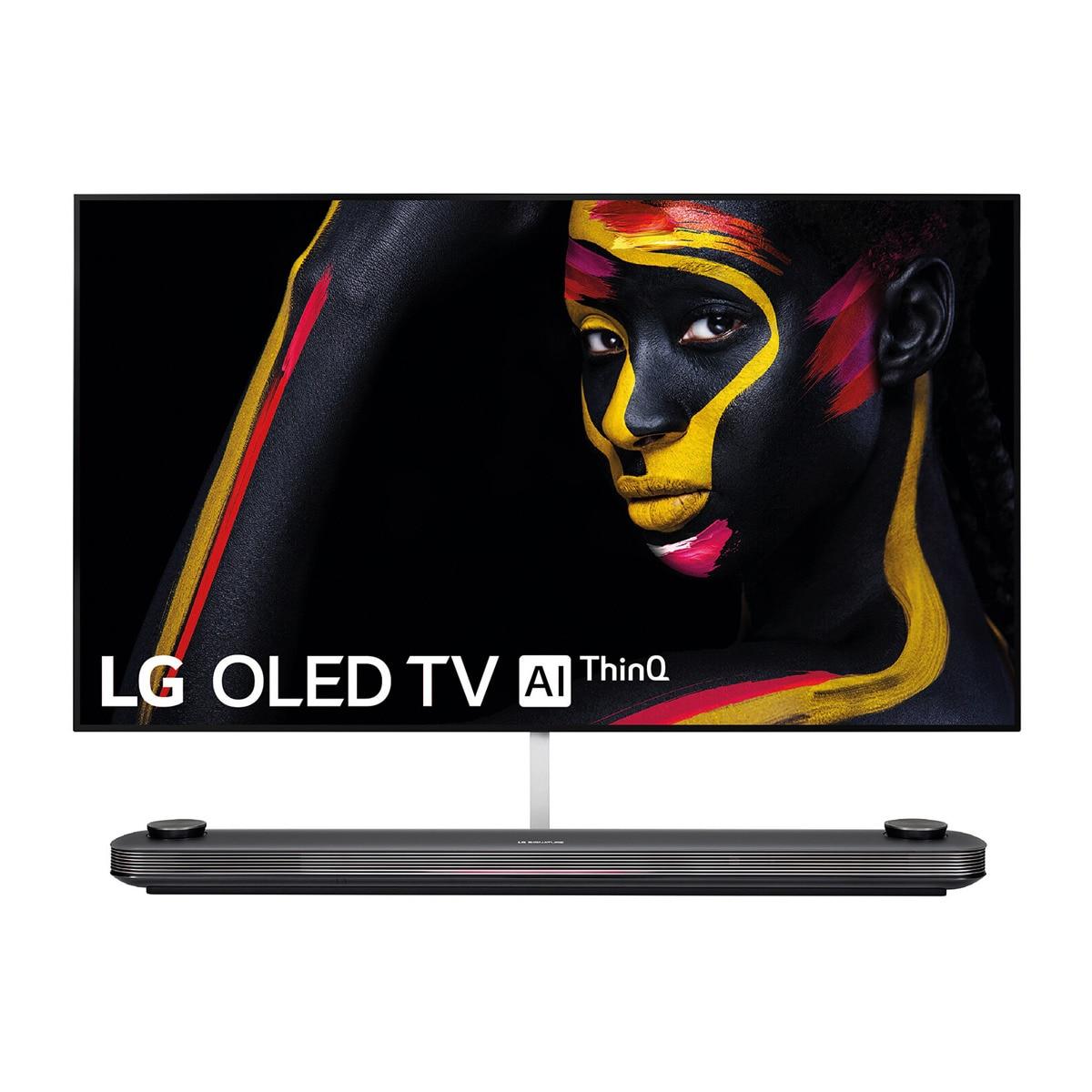 "TV OLED 65"" - LG SIGNATURE OLED65W9PLA, 4K HDR, Smart TV, Inteligencia Artificial, Alpha 9 Gen.2"