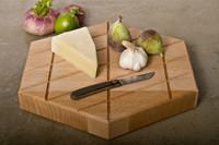 Grid Plank, geométricas tablas de madera cuadrículadas