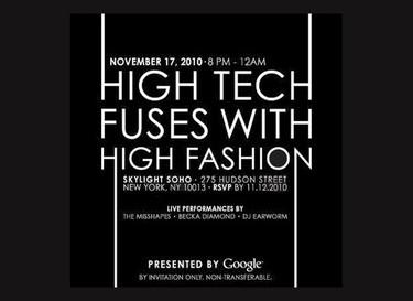 Google entra en el mundo de la moda con una nueva web: Boutiques.com
