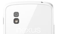 Google retira el Nexus 4 blanco de Google Play: ya no está a la venta