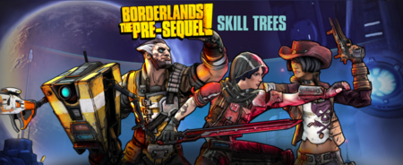 Borderlands: The Pre-Sequel! - la calculadora de habilidades ya está en línea