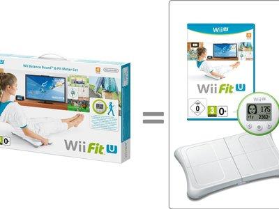 Wii Fit U + Fit Meter + Balance Board por 49,99 euros y envío gratis
