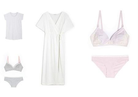 oysho maternity colección verano