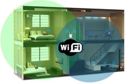 Cobertura Wi Fi 2