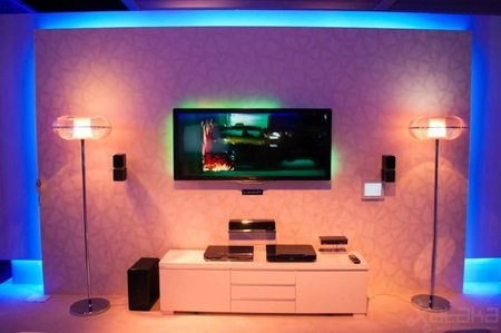 LED 58PFL9955 de Philips
