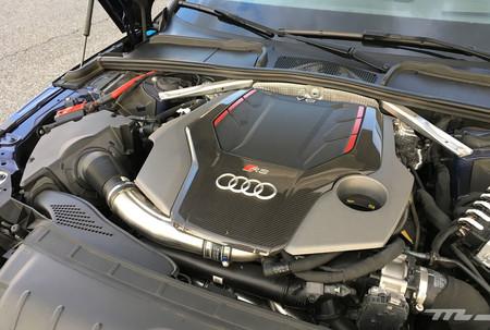 Audi RS4 Motor 2