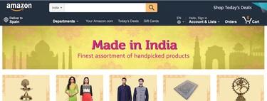 O eres plataforma o eres vendedor, pero no las dos cosas: India obliga a Amazon a retirar cientos de sus productos