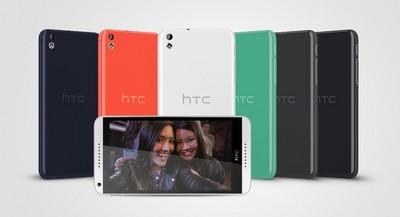 HTC Desire 816 recibirá Lollipop el siguiente mes