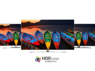 Las nuevas smart TV Super UHD de LG ya tienen precio, y es mayor del que desearíamos
