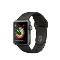El Apple Watch Series 3 de 42mm, de nuevo en oferta en el Super Weekend de eBay, por 319,99 euros