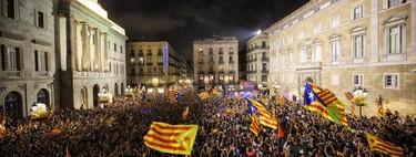 El procés se lleva por delante la economía catalana