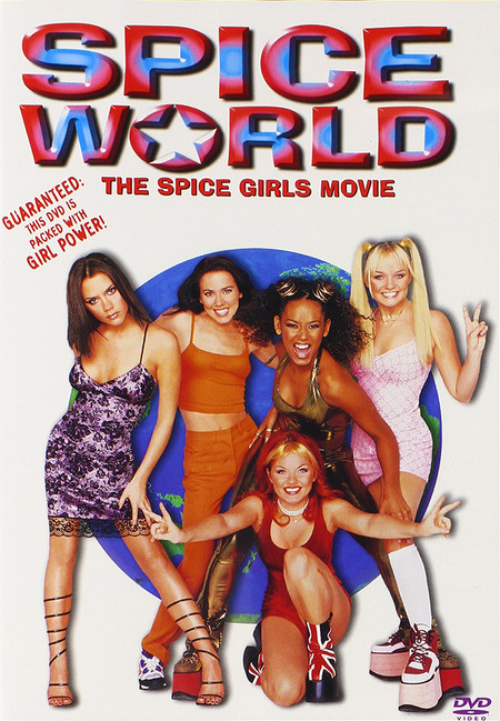 Spice World Pelicula Spice Girls