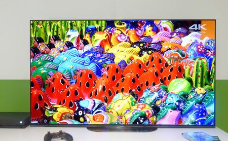 Sony OLED AG9 MASTER Series, análisis: puro músculo para demostrarnos hasta qué punto ha conseguido Sony afinar la tecnología OLED