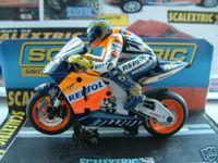 Scalextric, también en motos
