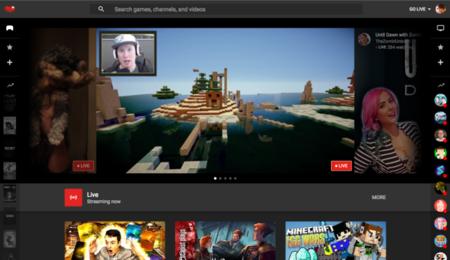 YouTube Gaming (ahora en serio) ya está aquí