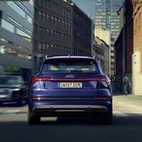 El Audi e-tron es el rey de los SUV eléctricos premium: en 2020 dobló en ventas al Mercedes-Benz EQC y al Jaguar I-Pace