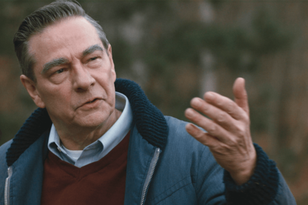 'Coming Through The Rye', tráiler del drama con Chris Cooper como J.D. Salinger